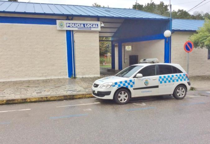 O goberno de Ponteareas rebate as críticas da oposición sobre a Policía Local e a seguridade cidadá