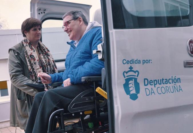 A Deputación da Coruña inviste 800.000 € para o mantemento de 47 centros de servizos sociais