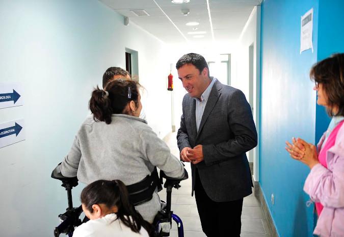 A Deputación da Coruña destina 500.000 euros para o mantemento de programas sociosanitarios