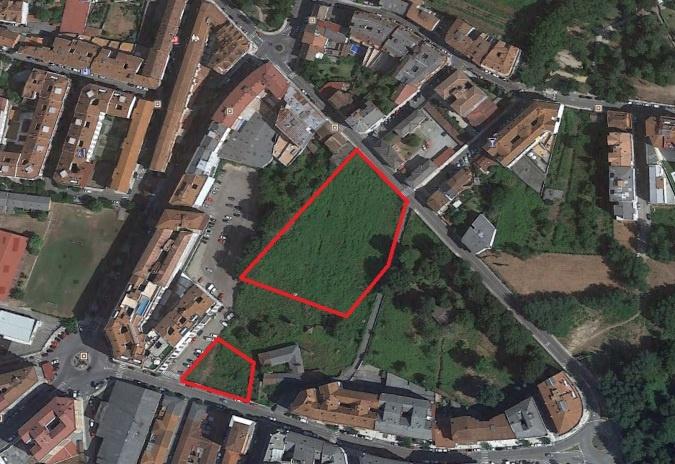 O Concello de Ponteareas habilitará un grande aparcadoiro na rúa Sarmiento Rivera