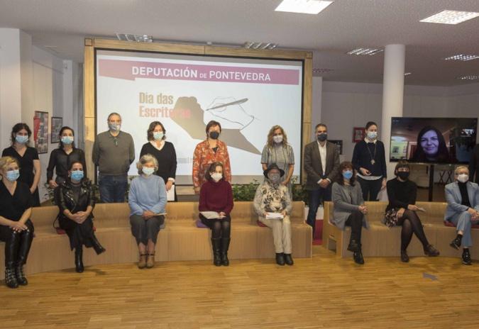 A Deputación de Pontevedrarende tributo e homenaxe ás escritoras invisibilizadas