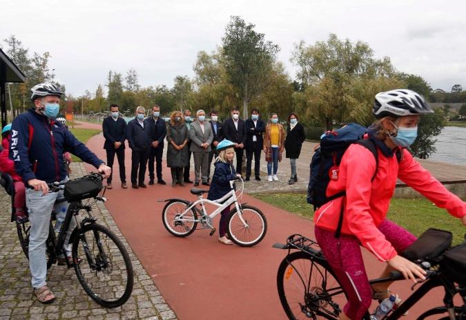 O AECT Rio Minho pon en marcha un proxecto de bicis transfronteirizas nas Eurocidades do Miño