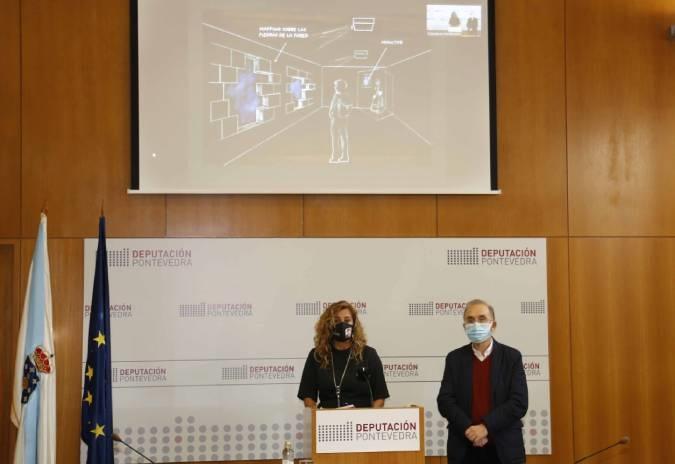 O Castelo de Sobroso recuperará o seu esplendor grazas á Deputación de Pontevedra