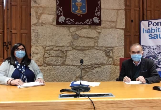Ponteareas presenta un Orzamento 2021 de mais de 18 millóns de euros