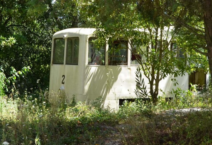 Viana do Castelo avança com arranjo paisagístico e reabilitação de antiga carruagem do Funicular de Santa Luzia