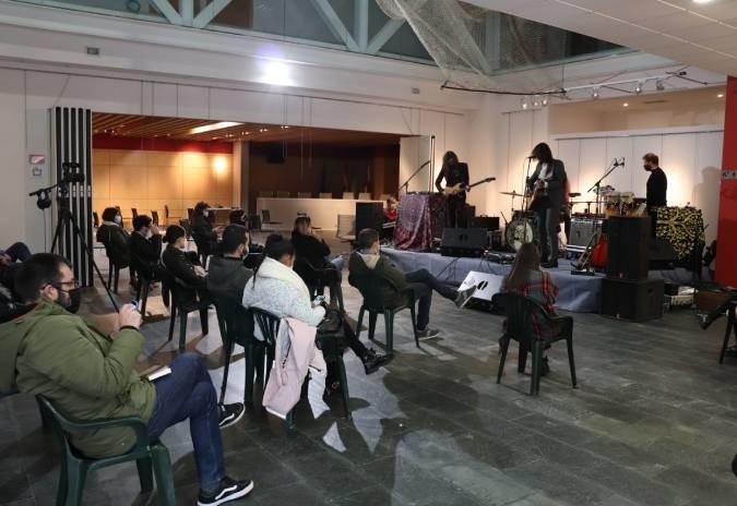 Música e charlas na programación cultural da Guarda
