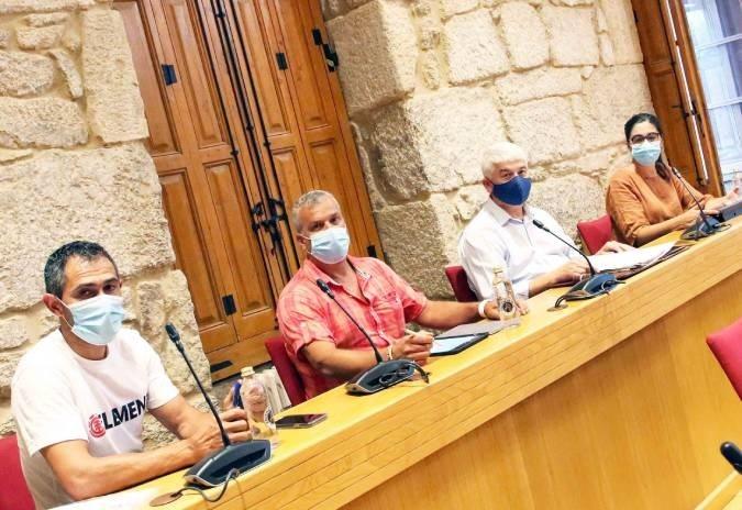 """ACiP acusa ao goberno municipal de """"incumprir"""" normas de participación e transparencia"""