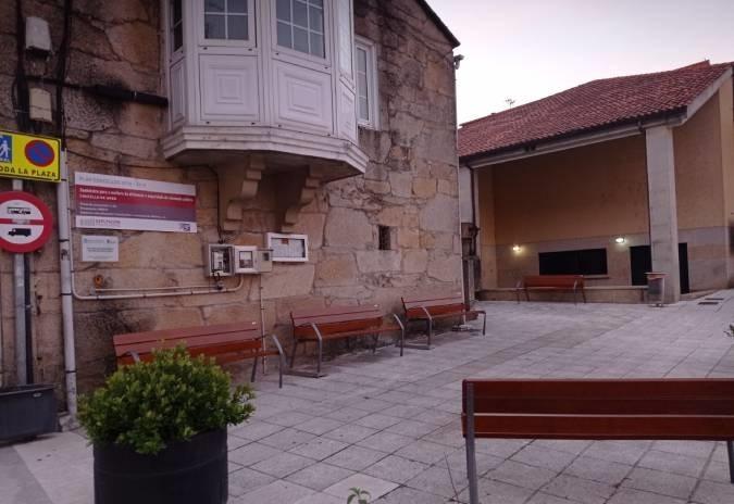 Concello de Arbo inviste mais de 19.000€ en melloras no casco urbano