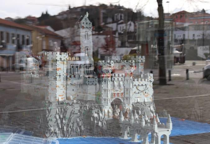 Legos do 'Arte em Peças' sobem à Paredes de Coura evitando a Covid-19