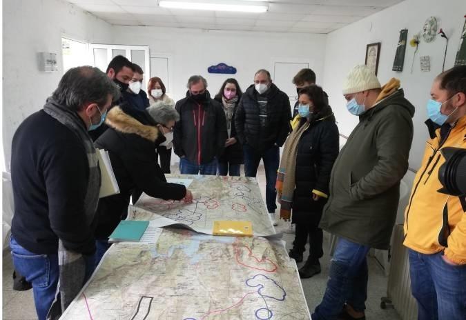 O BNG alerta sobre os parques eólicos en Negreira e Ponteceso