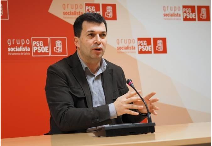 Gonzalo Caballero reclama a Feijóo comparecer no Parlamento polos proxectos europeos