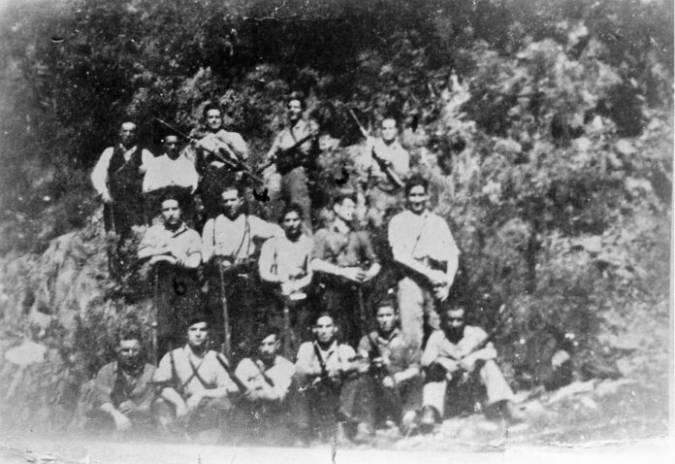 Campaña de escavación en 2021 dos campamentos guerrilleiros de Casaio en Ourense