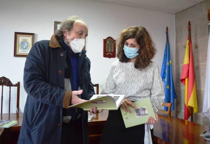 Concello de Oia edita libro sobre o Mosteiro e a Virxe do Mar