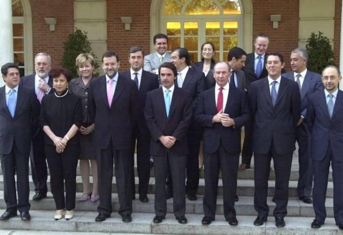 """Investigan adxudicacións de Rajoy e do Goberno de Aznar a un doante da """"caixa B"""" do PP"""