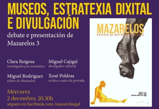 Presentación do Nº 3 da Revista Mazarelos