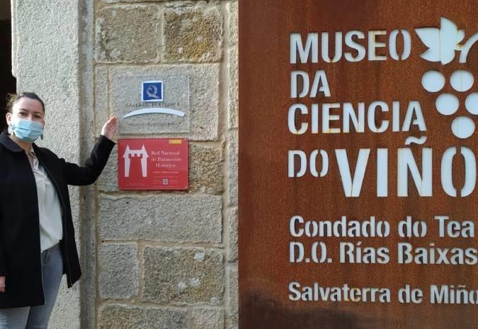 """O Espazo Público Singular de Salvaterra do Miño obtén a marca """"Q de Calidade Turística"""""""