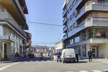A Xunta ordena o peche perimetral de Ponteareas pola COVID