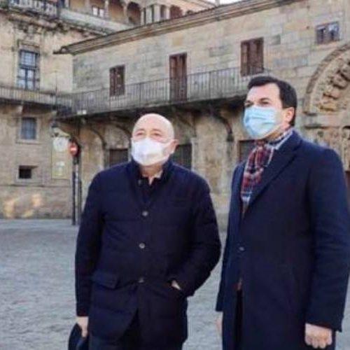 """""""O PSdeG mantense firme na defensa dos intereses galegos en Madrid"""""""