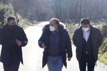 Deputación de Pontevedra investirá 171.400€ na estrada EP-6003 en Lalín