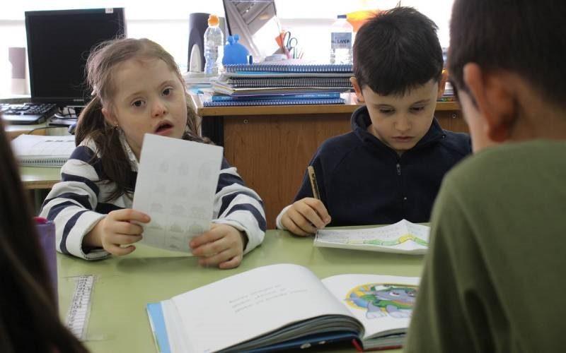 Down Galicia reivindica o dereito á educación inclusiva