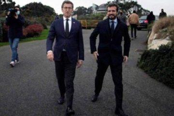 """Podemos Galicia acusa a Feijóo de """"disfrazar"""" as contas galegas para 2021"""