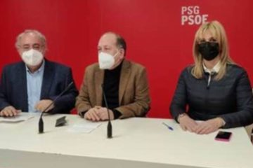 """PSdeG: """"primeiro ano de goberno de Sánchez cumpríu con Galicia"""""""
