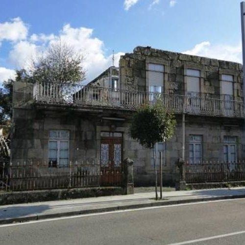 Expediente contra Mondariz Balneario polo estado ruinoso do Hotel Roma