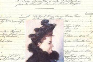 """Arquivo da Deputación da Coruña dedica o """"Documento do mes"""" a Emilia Pardo Bazán"""