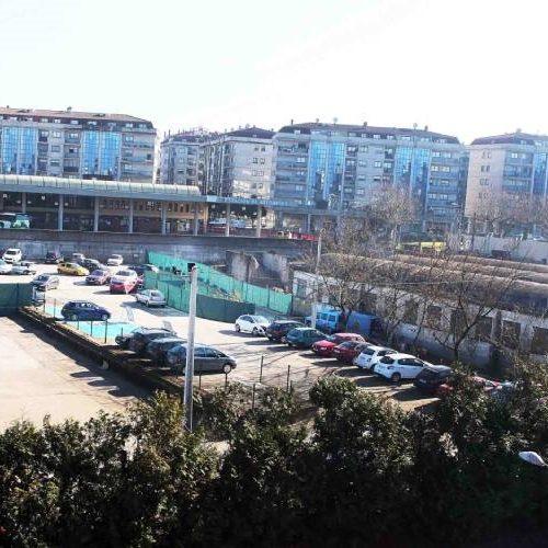 Ponteareas conclúe ampliación do aparcadoiro de Granitos