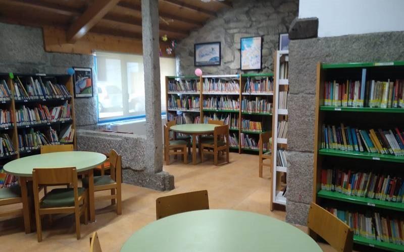 A Biblioteca Pública Municipal de Ponteareas amplía o seu horario abrindo os sábados