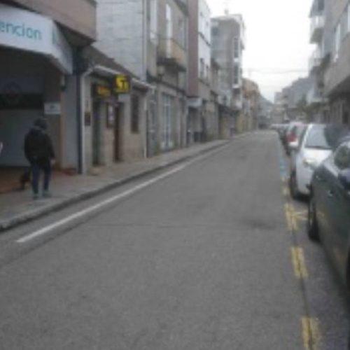 Porriño presenta proxectos de humanización e saneamento de rúas