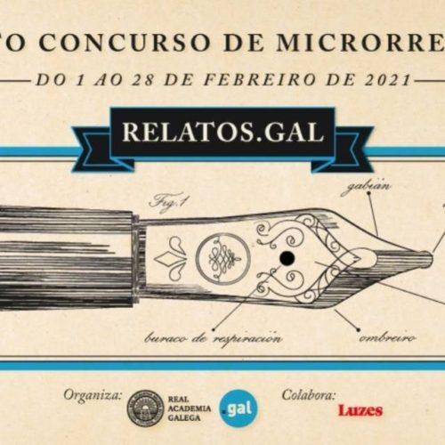 A RAG e PuntoGal convocan a IV edición do concurso de microrrelatos