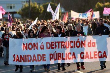 Asociación Galega para a Defensa da Sanidade critica as políticas de Feijóo