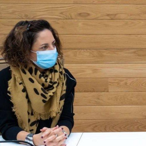 Alcaldesa de Tomiño lamenta que o PP use o Sergas con fins políticos