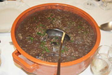 Valença do Minho abre oficialmente a temporada da lampreia à mesa