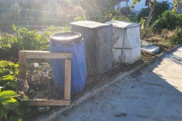 A Guarda compra 250 composteiros domésticos para o seu Plan de Compostaxe