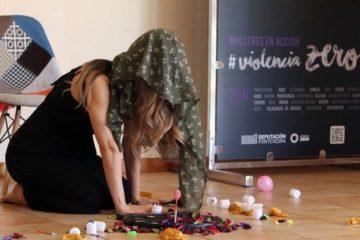 """As Neves acolle o programa """"Mulleres en Acción. Violencia Zero"""""""