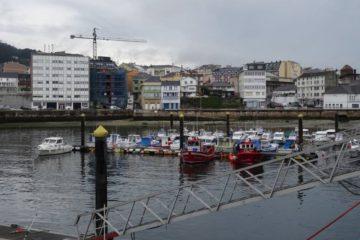 A Xunta adxudica 267.000€ para obras de acondicionamento no porto de Burela