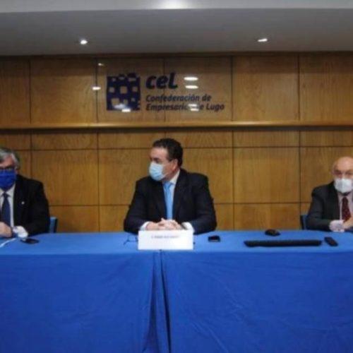 Empresas de Lugo reforzan a súa presenza na Confederación de Empresarios de Galicia