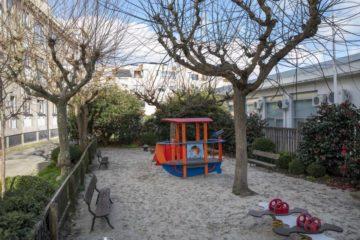 Concello de Coruña reformará o parque infantil do barrio de Pedralonga
