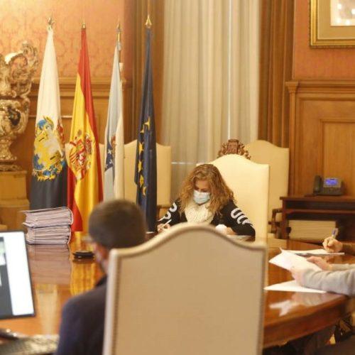 Deputación de Pontevedra aprobou 3,7 millóns de euros do Plan Concellos para recursos contra a pandemia