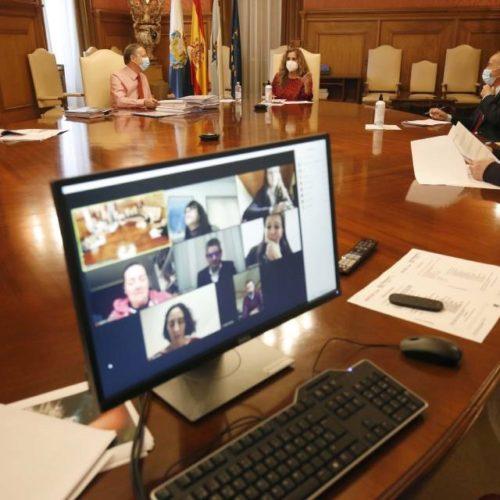 Deputación de Pontevedra concede 1,5 millóns € para a creación de 147 empregos