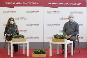 Deputación de Pontevedra presenta plan estratéxico con fondos europeos