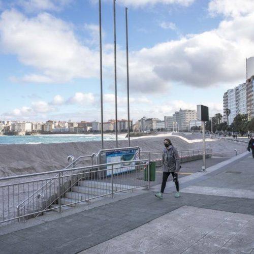 Concello da Coruña mellorará o acceso ás praias para as persoas con diversidade funcional