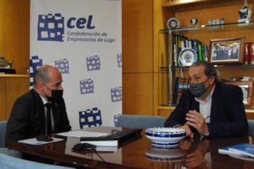 O Grupo Empresarial Migan súmase  ao Consello Asesor da Confederación de Empresarios de Lugo