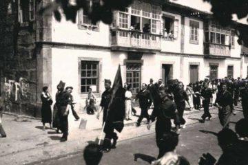 """""""Este libro permitirá abrir a porta a novos traballos sobre a represión franquista no Val de Miñor"""""""