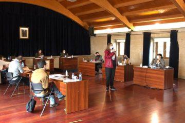Mos aproba por unanimidade unha moción de apoio aos traballadores de Pili Carrera