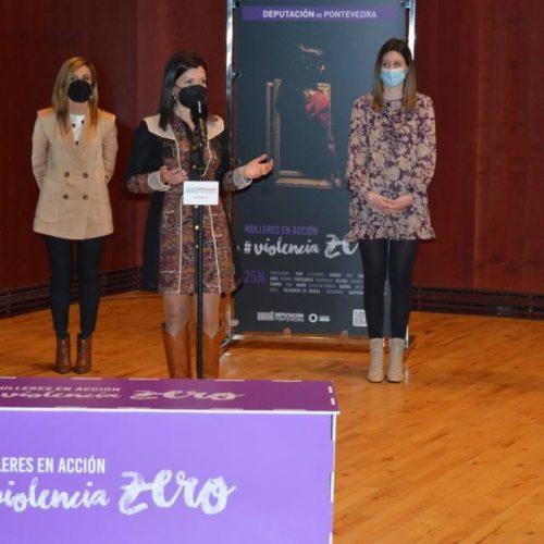 Mos acolle a iniciativa ViolenciaZero dentro do programa Mulleres en Acción