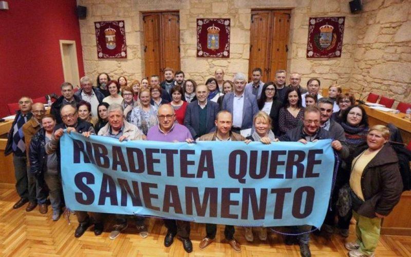 PP Ponteareas esixe axilizar o saneamento da parroquia de Ribadetea