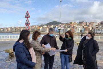 PSdeG leva ao Parlamento galego o acceso sur do porto da Guarda
